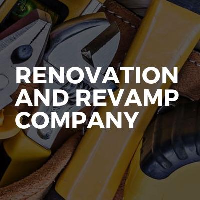 Renovation And Revamp Company