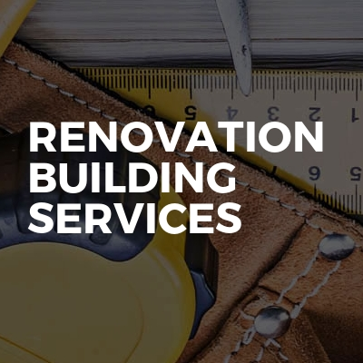 Renovation Building Services