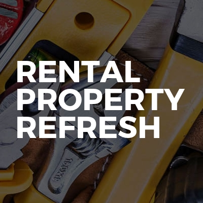 Rental property refresh