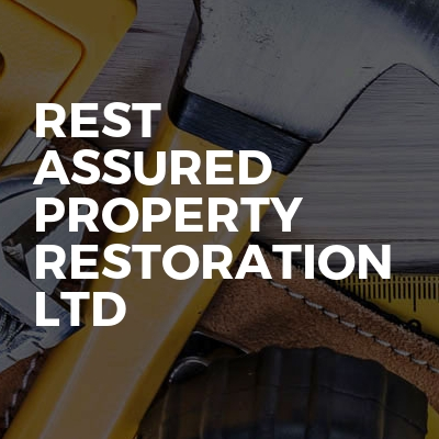 Rest Assured Property Restoration ltd