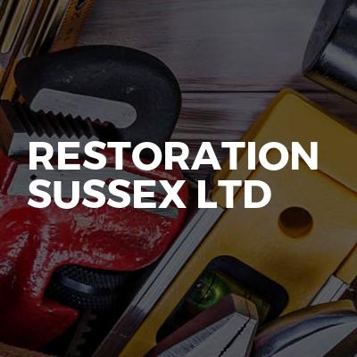 Restoration Sussex ltd