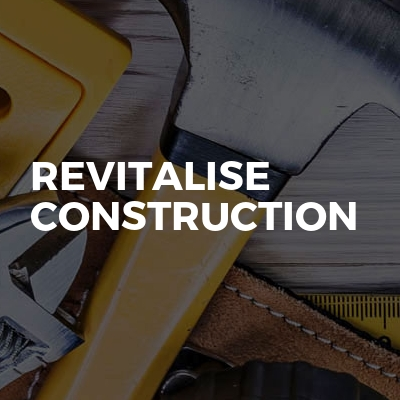 Revitalise Construction