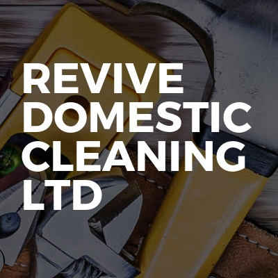 Revive Domestic Cleaning Ltd