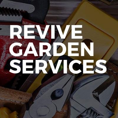 Revive Garden Services
