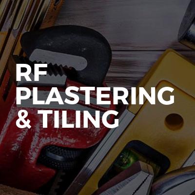 Rf plastering & tiling