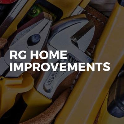 RG Home Improvements