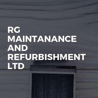 RG Maintanance and Refurbishment Ltd