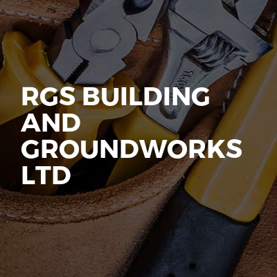 Rgs building and groundworks ltd