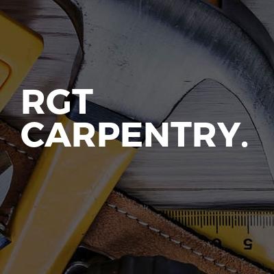 RGT Carpentry.