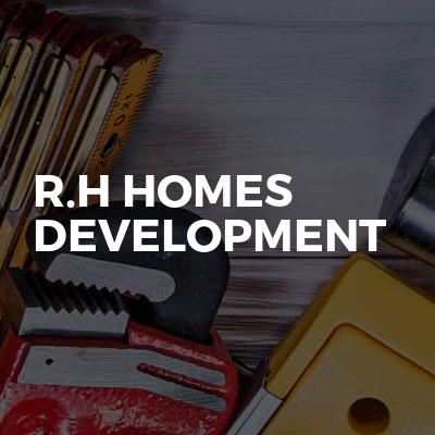 R.H Homes development
