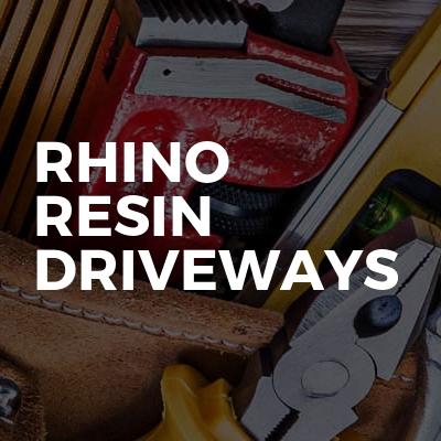 Rhino Resin Driveways
