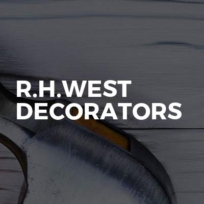 R.H.West Decorators