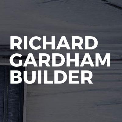 Richard Gardham Builder