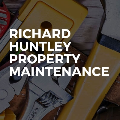 Richard huntley property maintenance