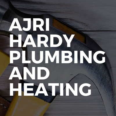 AJRi hardy plumbing and heating