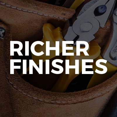 Richer finishes