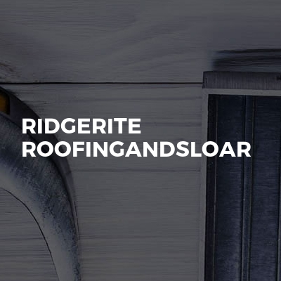 Ridgerite Roofingandsloar