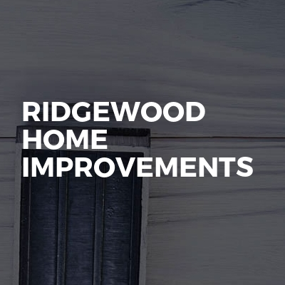 Ridgewood Home Improvements
