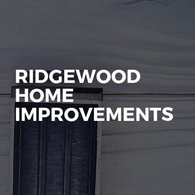 Ridgewood Home Improvements