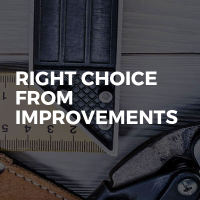 Right Choice From Improvements