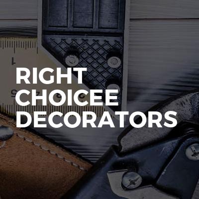 Right Choicee Decorators