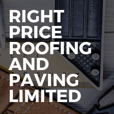 Right price roofing and paving limited