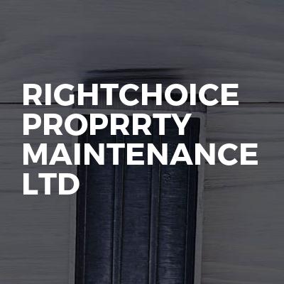 RightChoice Property Maintenance Ltd