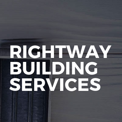Rightway building services