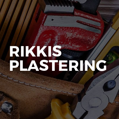 Rikkis Plastering