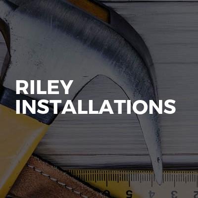 Riley installations
