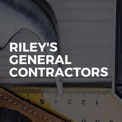 Riley's General Contractors