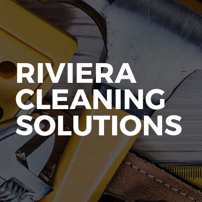 Riviera Cleaning solutions