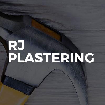 RJ plastering