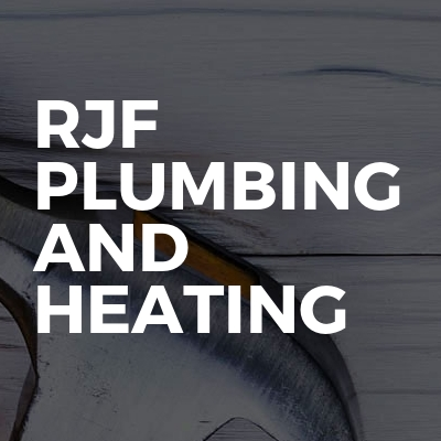 Rjf Plumbing And Heating