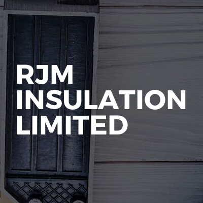 RJM Insulation Limited
