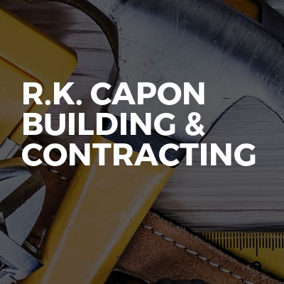 R.K. Capon Building & Contracting