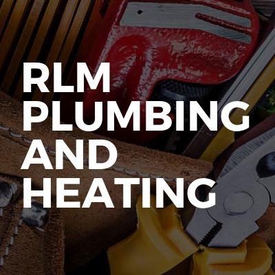 RLM plumbing and heating