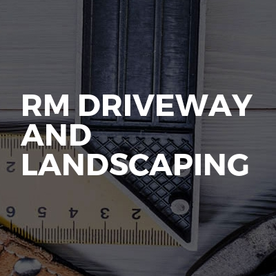 Rm Driveway And Landscaping