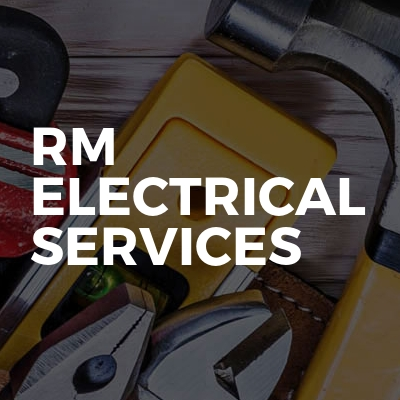 RM Electrical services