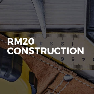 Rm20 Construction
