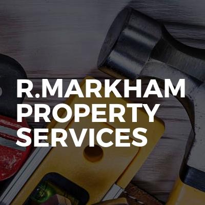 R.Markham Property Services