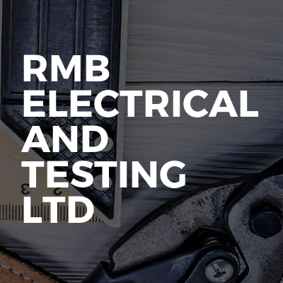 RMB Electrical and Testing Ltd