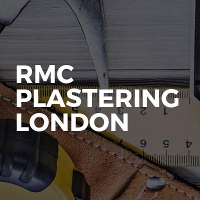 Rmc plastering London