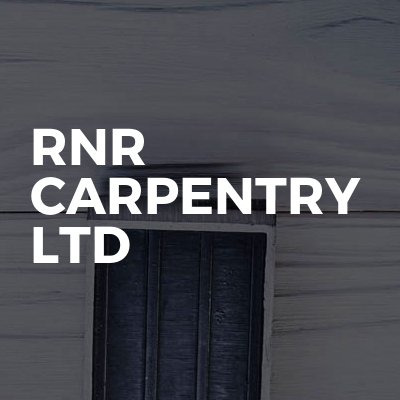 RNR CARPENTRY LTD