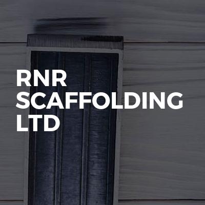 RNR Scaffolding Ltd