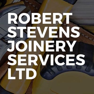 Robert Stevens joinery services ltd