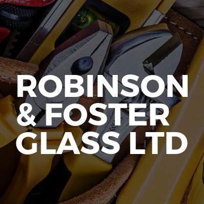 Robinson & Foster Glass Ltd