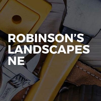 Robinson's landscapes NE