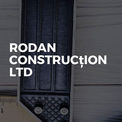 Rodan construcțion ltd