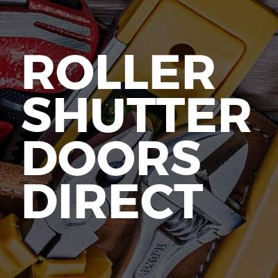 Roller shutter doors direct